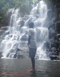 Tempat Wisata Air Terjun Kanto Lampo