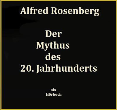 alfred rosenberg - der mythus des 20. jahrhunderts