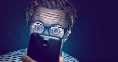 Suprasolicitarea digitală a ochilor