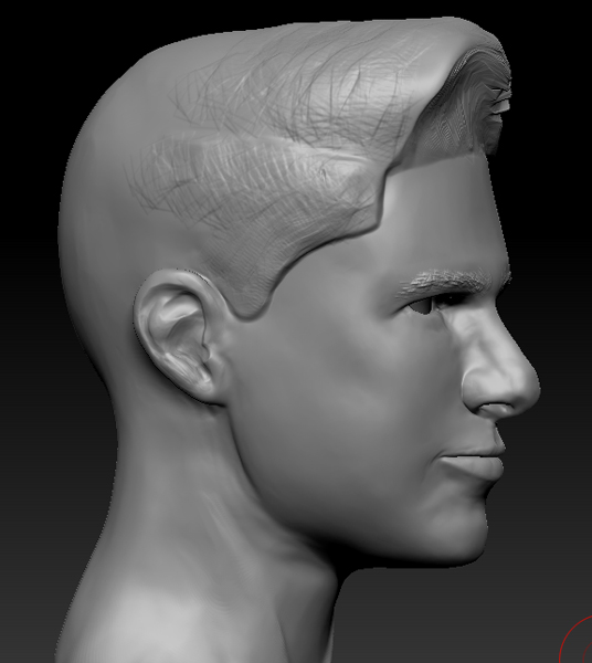 My Gnomon Experience: First ZBrush Model (WIP)