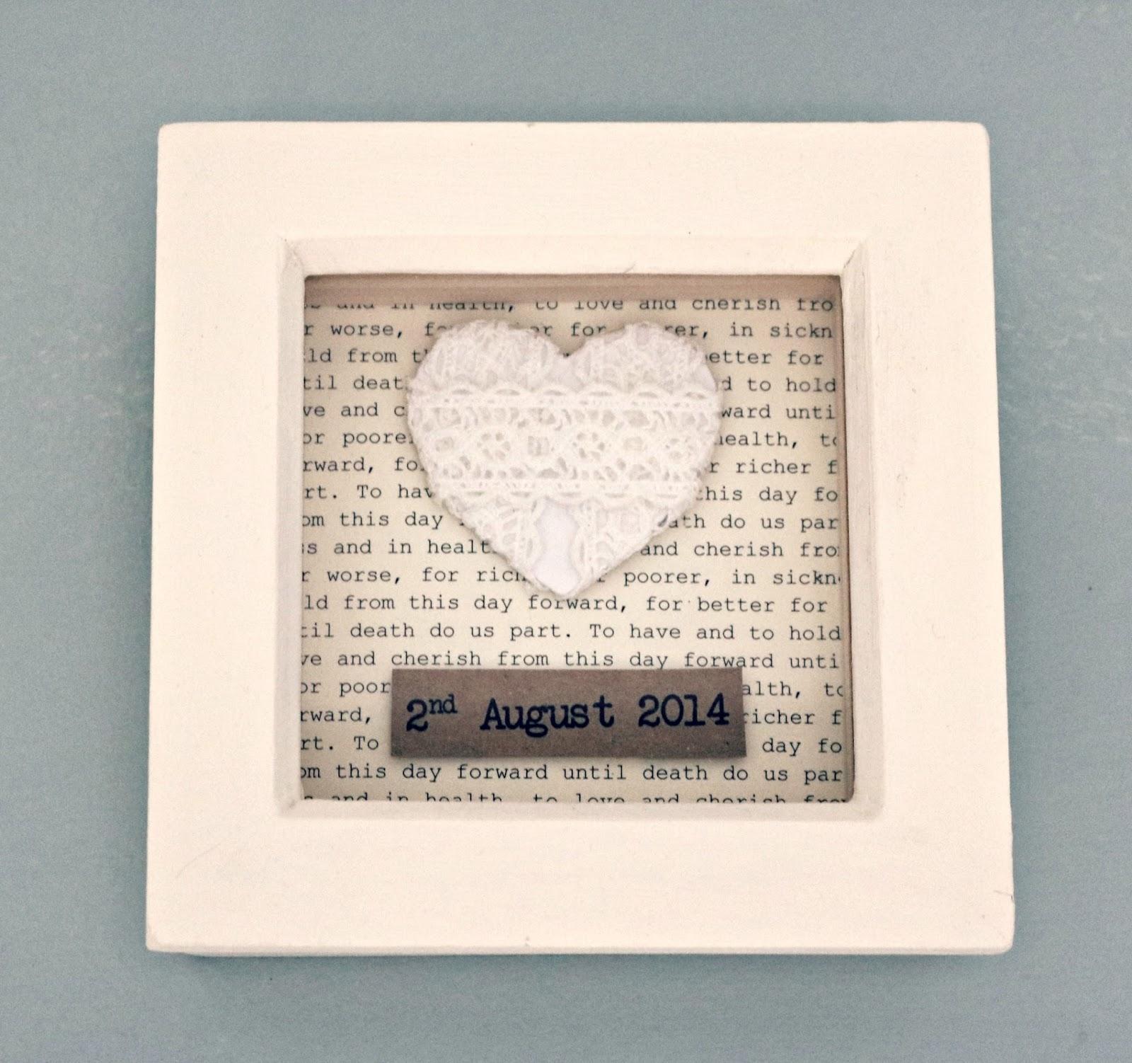 Cotton Wedding Anniversary Gift Ideas  K Elizabeth