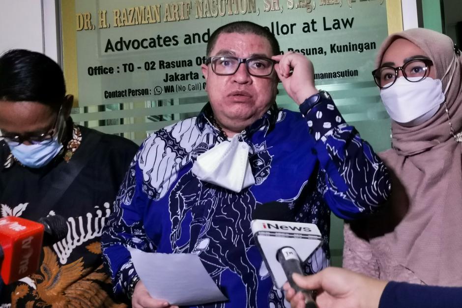Razman Nasution: Nazaruddin Manfaatkan KLB Demokrat untuk Balas Dendam ke SBY!