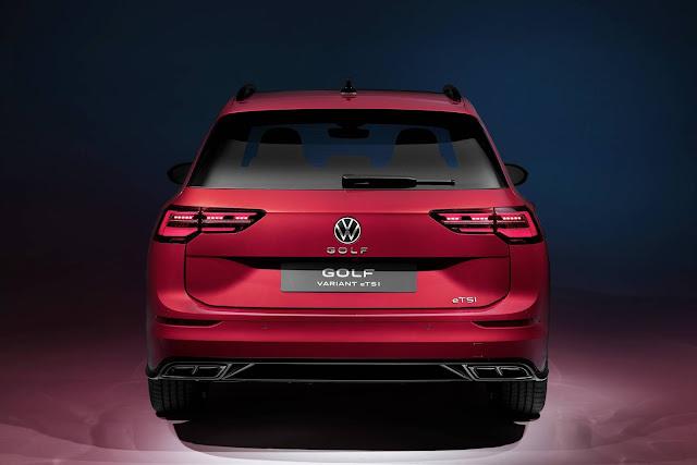 Novo VW Golf State 2021 parte de € 28.566,21