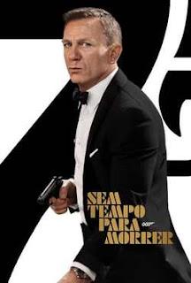 007: Sem Tempo para Morrer Torrent – HDCAM 720p Dublado