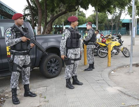 Ministério enviará mais agentes da Força Nacional para o Ceará