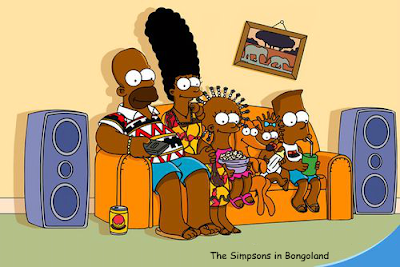 simpsons in bongo bongo land