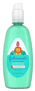 Johnson's Baby No More Tangles Detangling