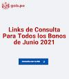 LINK De Todos Los Bonos Que Puedes Cobrar En Junio 2021