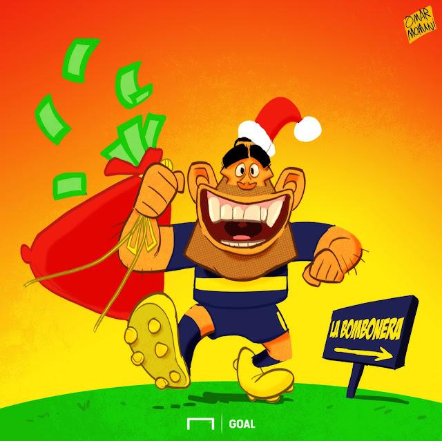 Carlos Tevez Cartoon