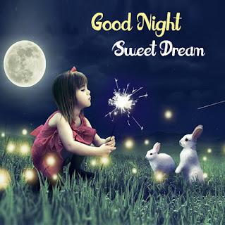 Good Night And Sweet Dream Image