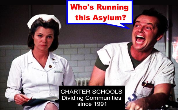 Image result for big education ape who is running the asylum