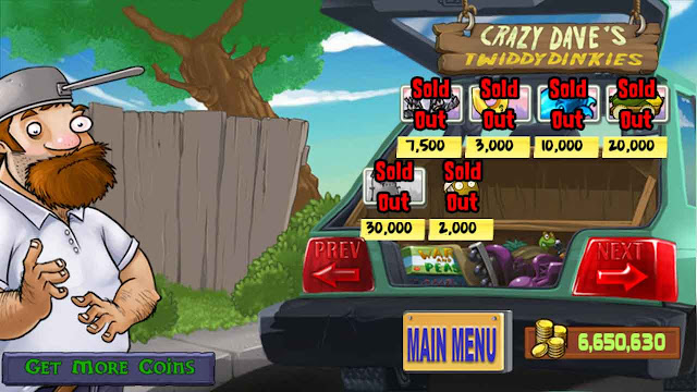 Cheat Plants vs zombie tanpa root