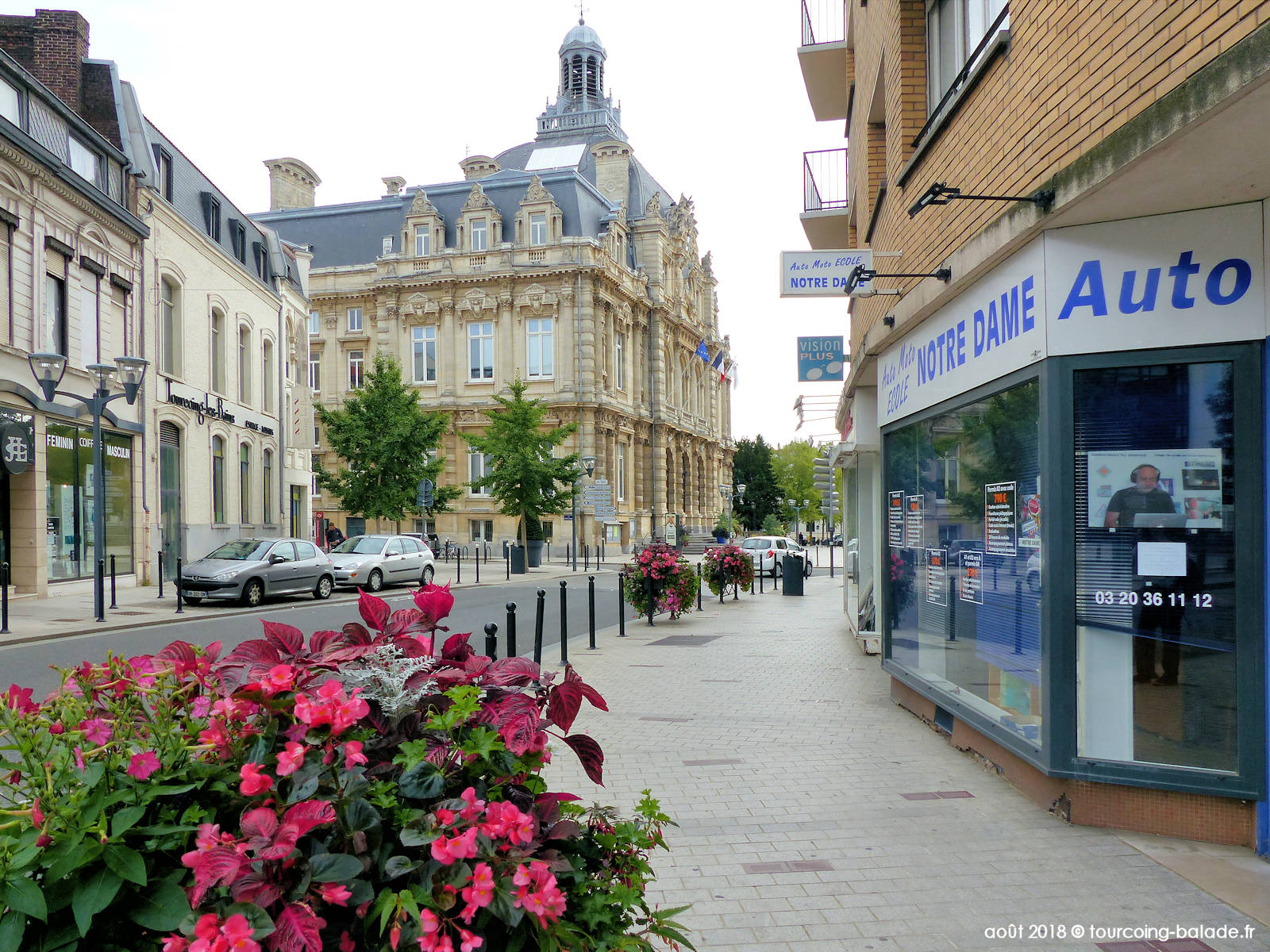 Moto École Notre Dame, Tourcoing 2018