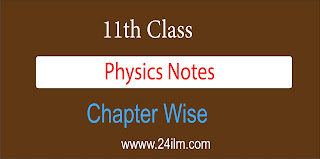1st year physics notes