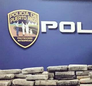 Detienen a tres dominicanos con 370 kilos de cocaína en norte de PR