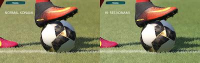 Default Konami Hi-Res Boots