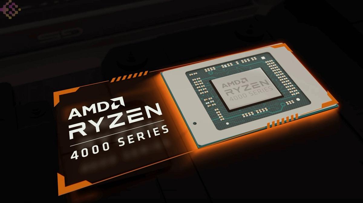 CPU | AMD | Ryzen 4000