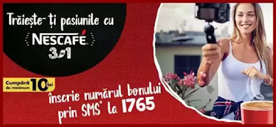 castigatori concurs nescafe 3in1 2020 10000 de euro