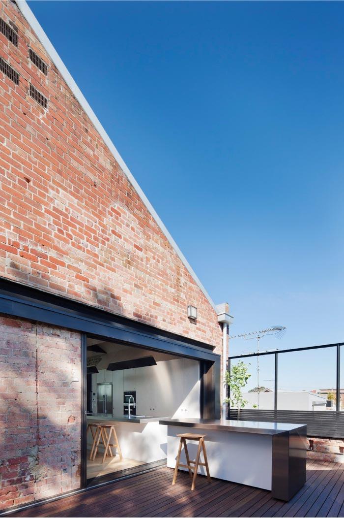 La nuova vita di un magazzino industriale blog di for Casa in stile magazzino