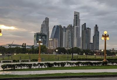 Ciudad de Buenos Aires la capital de Argentina