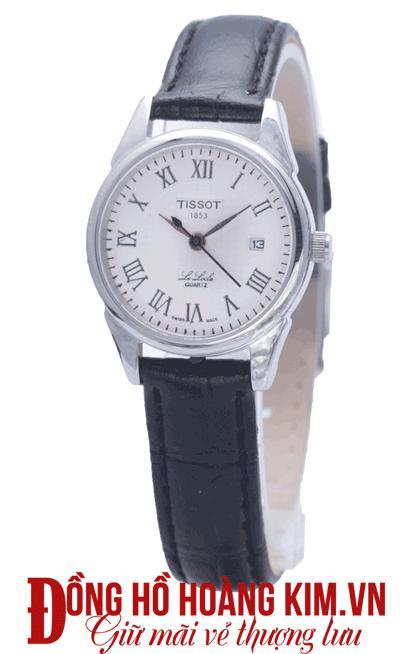 đồng hồ nữ dây da đẹp giá rẻ