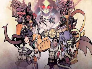 Skullgirls 2nd Encore Game Download Highly Compressed