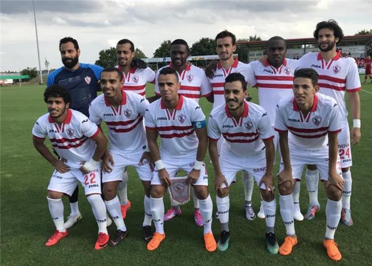 ننشر ملخص و نتيجة مباراة الزمالك والوصل الاماراتي الودية اليوم 13