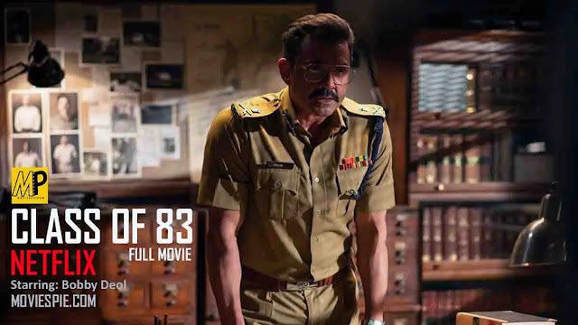 Index of Class of 83 Netflix Movie Download in 480p 720p 1080p