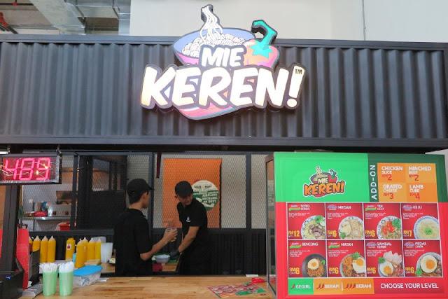 Mie Keren, Food Monger Cyberjaya