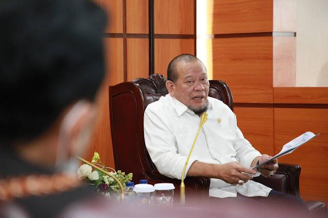 Ketua DPD-RI Nilai Terlalu Dini Bicara Pengganti Kapolri