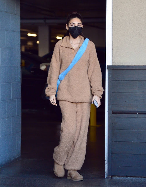 Chantel Jeffries – Out in Los Angeles