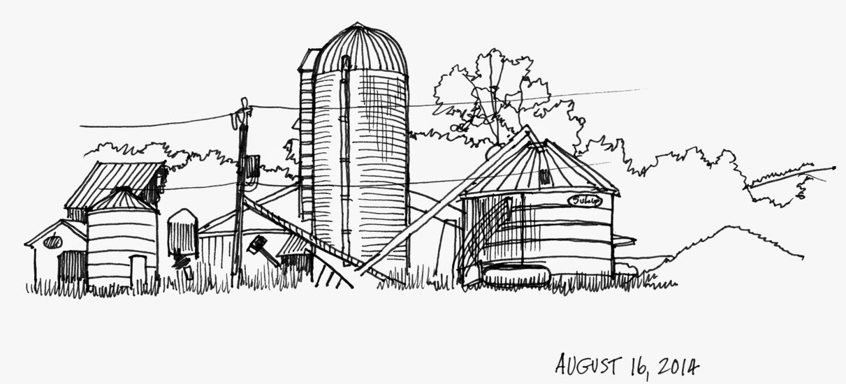 Art By-Products: Agricultural Geometry