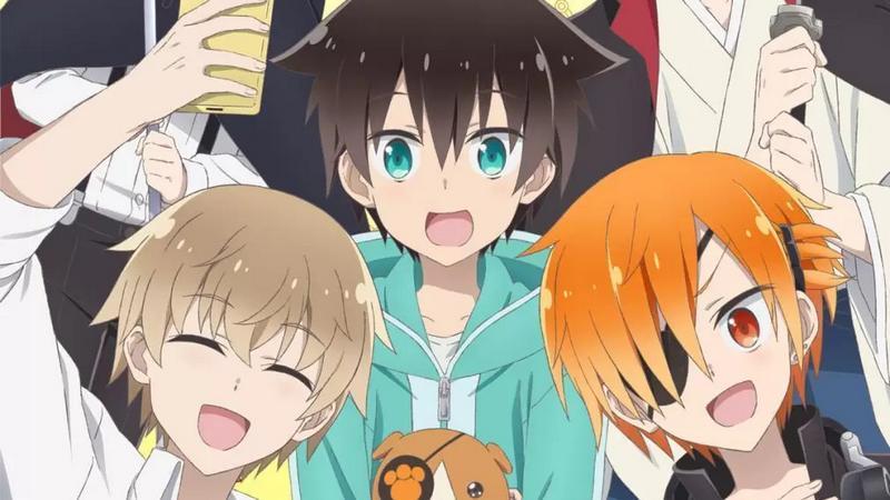 new anime 2020