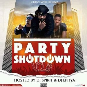 Dj Spirit & Dj Ephya Party Shutdown Vol.3