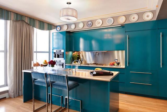 22 Fotos von Köchen für alle, die Blau lieben