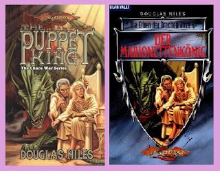 Portadas del libro Gilthas, Orador de los Soles, de Douglas Niles