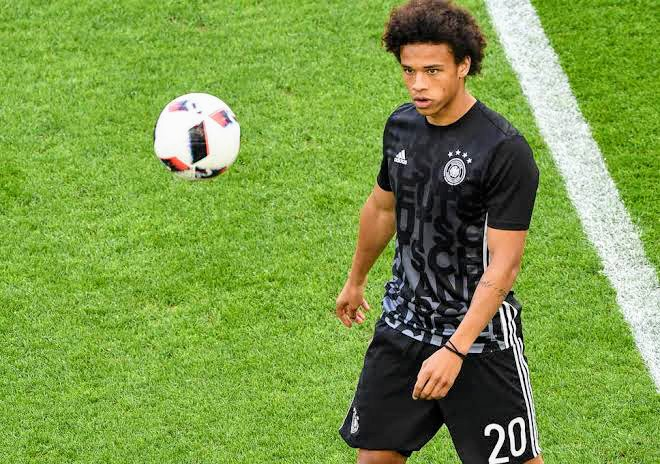 Leroy Sane reveals how 'annoying' Kimmich pestered him to join Bayern Munich from Manchester City