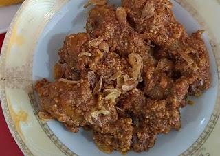 Ayam Goreng Bumbu Kacang