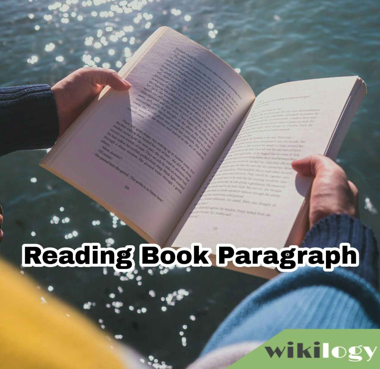 Reading Books Paragraph