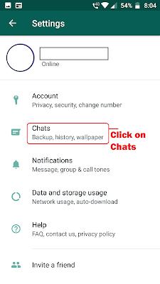 Whatsapp Dark Mode Official