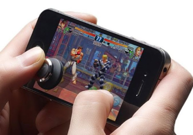 Akıllı Telefonlar İçin Joystick