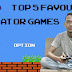 TOP 5 GAME KLASIK KEGEMARAN