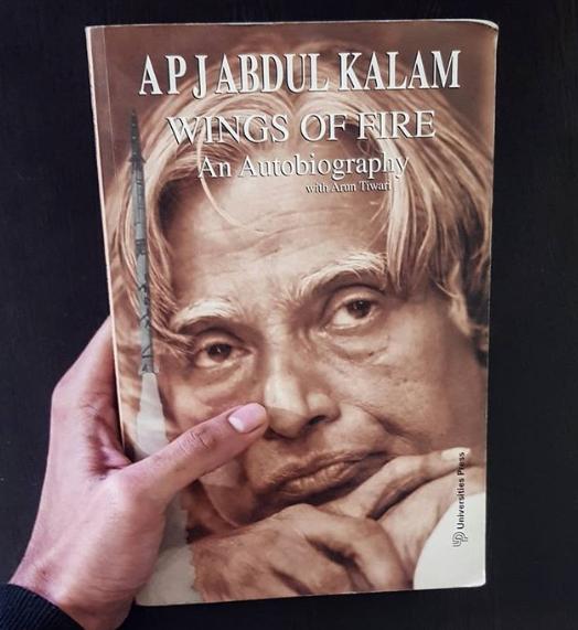 book review of wings of fire abdul kalam