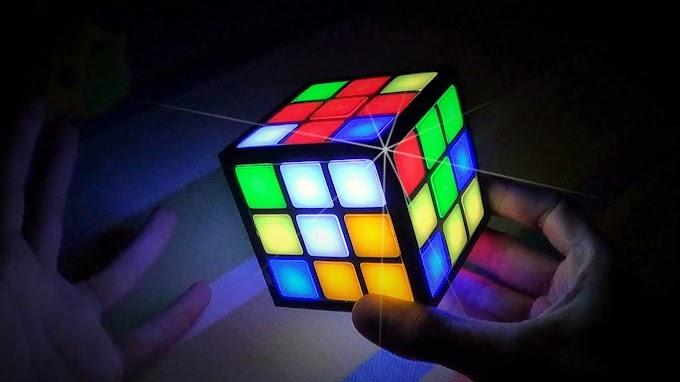 El cubo de Rubik cumple 45 años