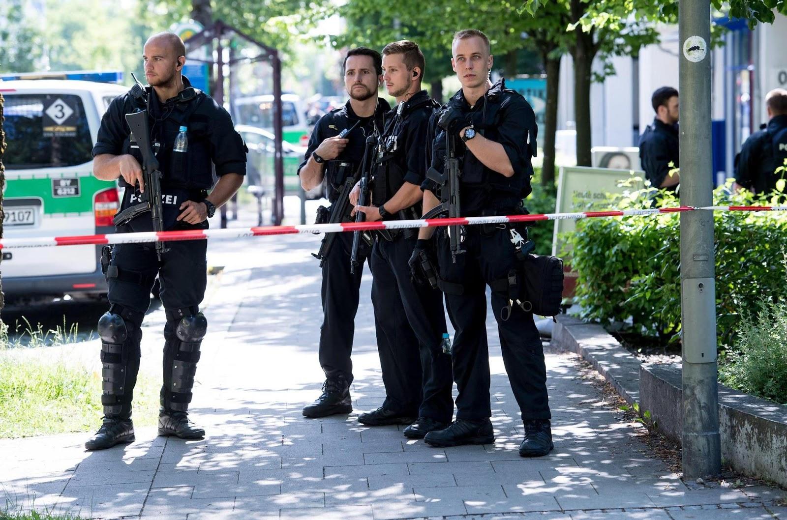 Polizistin München Gestorben