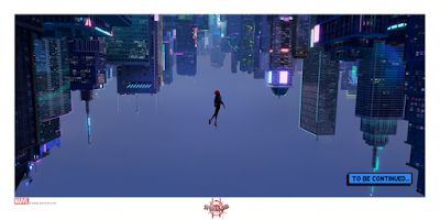 Spider-Man: Into the Spider-Verse Concept Art Fine Art Giclee Prints by Grey Matter Art