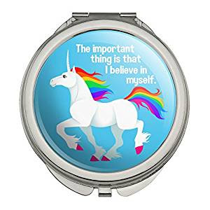 unicorn-compact-mirror