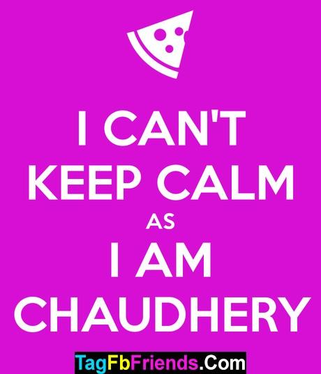 Chaudhery