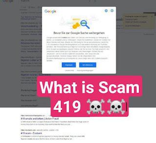Scam 419