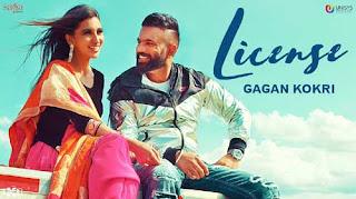 License Song Lyrics | Gagan Kokri | Punjabi Song